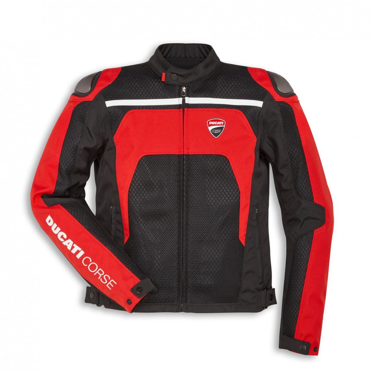 92857ae90ec Textilní bunda Ducati Corse Summer C2 - DUCATI SHOP - značkové oblečení a příslušenství  Ducati.