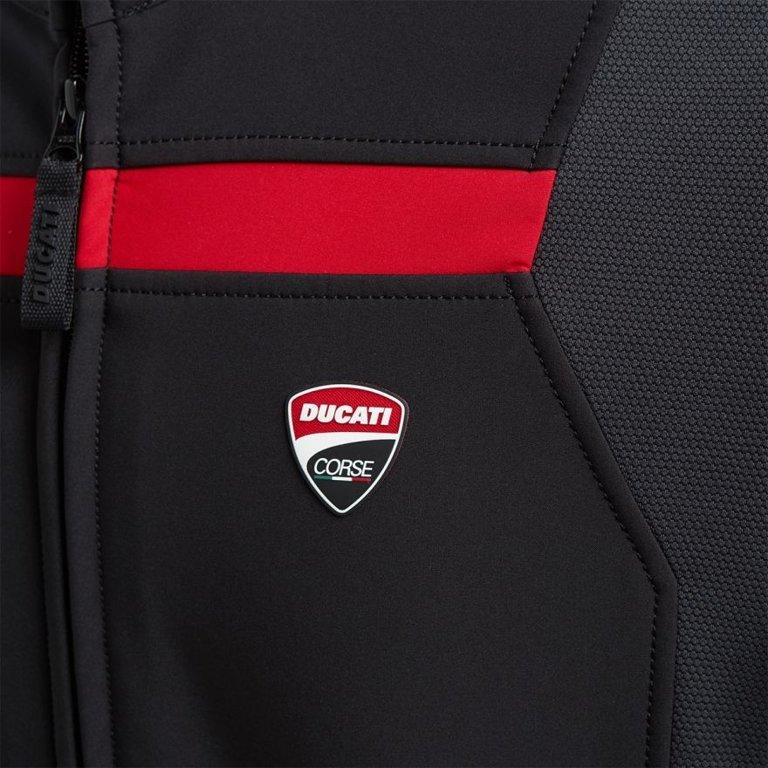 ece58c58ce9 Softshellová bunda Ducati Corse Windproof 3 - DUCATI SHOP - značkové ...