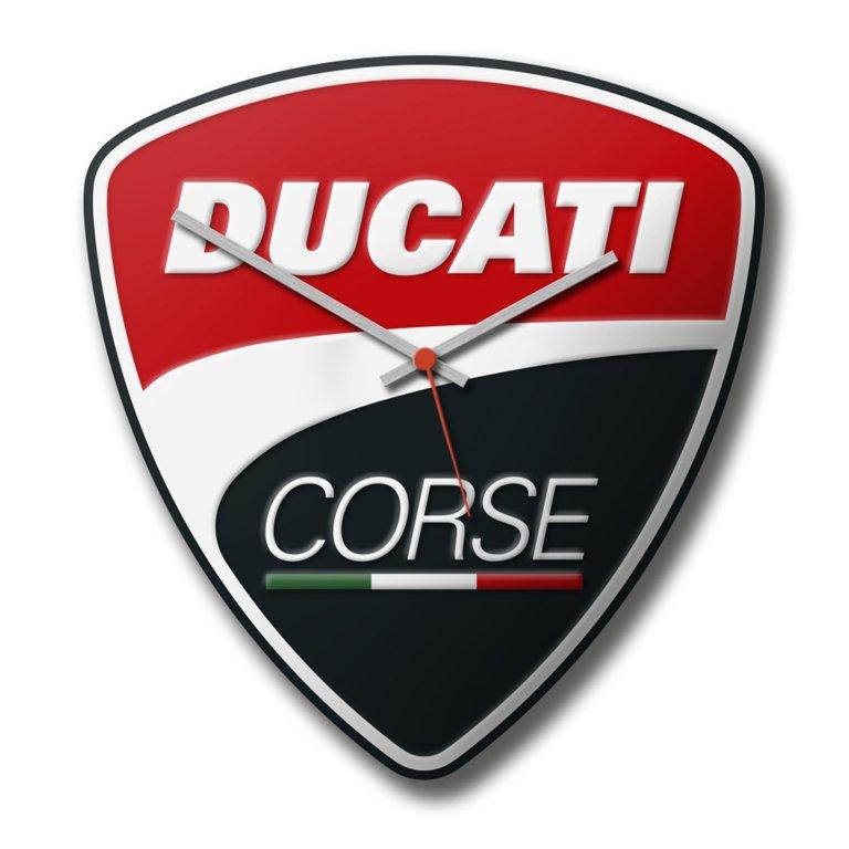 9cc68f56227 Nástěnné hodiny DC Power - DUCATI SHOP - značkové oblečení a ...