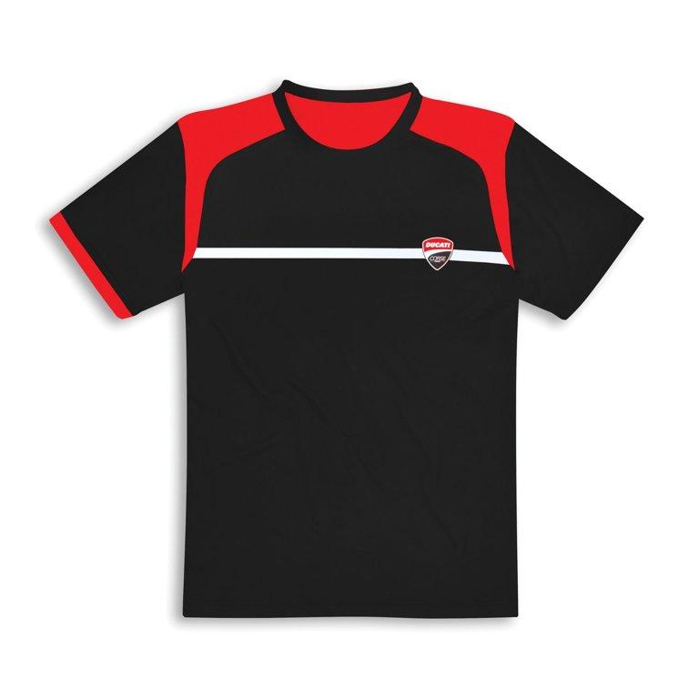 09ce1eed380 Tričko DC Power černé - DUCATI SHOP - značkové oblečení a ...