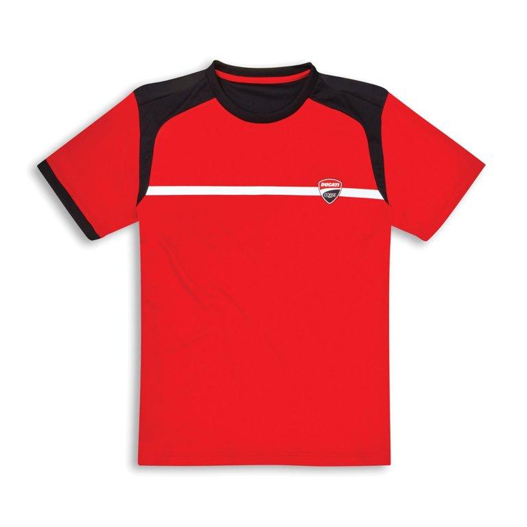 62bdf9fd6c7 Tričko DC Power červené - DUCATI SHOP - značkové oblečení a ...
