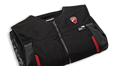 Airbagové vesty Dainese Smart D-air pro Ducati